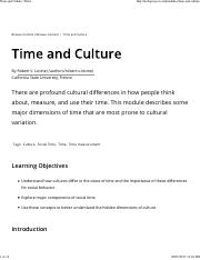 Time and Culture _ Noba.pdf