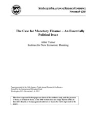 288798573-The-Case-for-Monetary-Finance-An-Essentially-Political-Issue