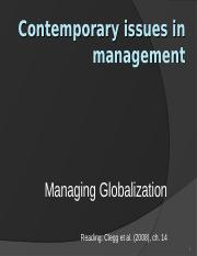 2 Contemporary issues in management globalisation.ppt