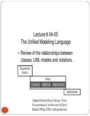 Lec04-05-The Unified Modeling Language.pdf