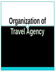 Organization of Travel Agency.pptx