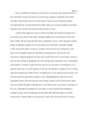 theory of differential association essay