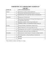 'CHE 115 LAB SCHEDULE (1).docx