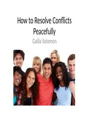 How to Resolve Conflicts Peacefully.pptx
