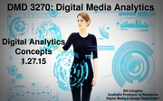 Digital Analytics Concepts Lecture