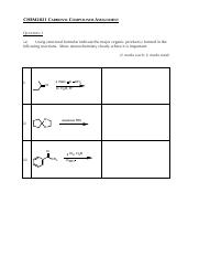 Carbonyl compounds Assignment-2015