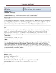 Soap Note - Influenza.docx