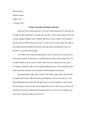 introduction essay - English 110.docx