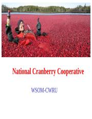 National Cranberry(1).ppt