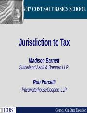 COST -- Jurisdiction to Tax.pptx