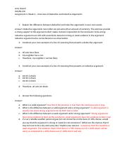 Vowell Assignment #4 Deductive and Inductive Arguements.docx