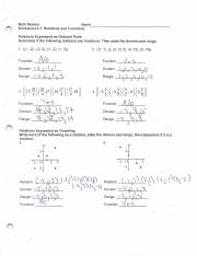 domain and range functions worksheet ANSWERS.pdf