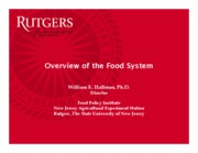 01.21.Hallman.Overview+of+the+food+system+2011+class