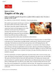 Swine in China_ Empire of the pig _ The Economist(2).pdf