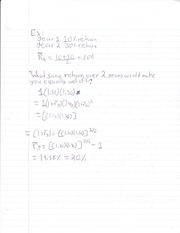 How to do arithmetic and Geometric mean