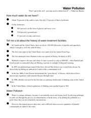 3.2-WaterPollutionWorksheet
