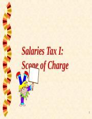 Salaries_Tax_I.ppt
