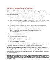 Topic 1 Checklist and FAQs-printable version.docx