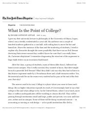 Appiah+-+What+Is+the+Point+of+Collegey.pdf
