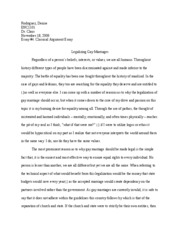 classical argument rough draft with revisions