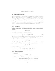 notes-chainrule