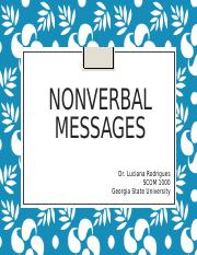 02-Ch 03 - Nonverbal Messages.pptx