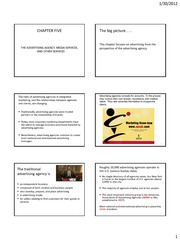 PRINTABLE LESSON 5 - The advertising agency%2c media services%2c and other services