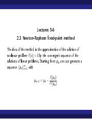 Lectures5-6_MATH354