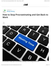 How+to+Stop+Procrastinating+and+Get+Back+to+Work+.pdf
