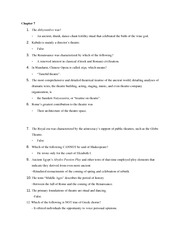THE 101 Final Study Guide