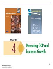 Sess4-Measuring GDP and Price Level.ppt