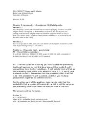 2014 COSC4377 Homework 8 Solution.docx