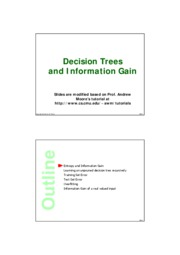 recitation3 Decision Trees