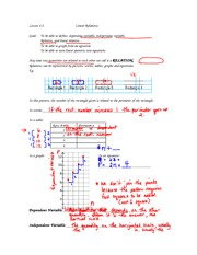 math 9 lesson 4.2 notes