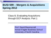 DCF_Valuation_2012_BSBA_Part1