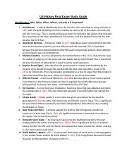 US History Final Exam Study Guide 3.docx
