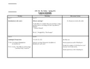 SOC 302 Spring 2012 Course Schedule 1230
