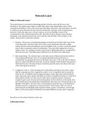 Network Layer.docx