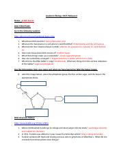 History Of Dna Webquest Worksheet Answers - Global History ...