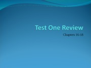 Test_One_Review