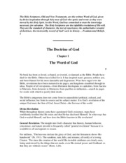 1_The_Word_of_God