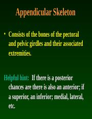 Appendicular Skeleton.ppt