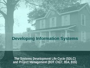 developingsystems