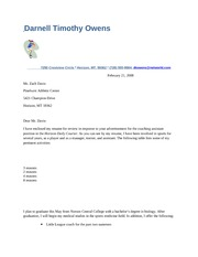 lab 3-1cover letter tebeth crowe