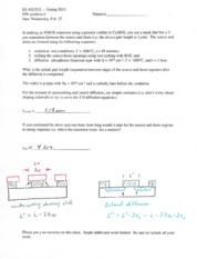hw 6 solutions