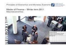 2011 Part II Macroeconomics[1]
