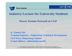 01 Industry Lecture to University Student (Power System Network).pdf