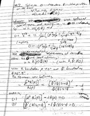 Final Exam A2 Solution on Mathematical Methods in Science and Engineering 2