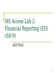 Access Lab 2 (ch8-9)(3).ppt