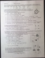 PS212 Exam IV Solutions